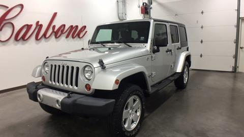 2011 Jeep Wrangler Unlimited for sale in Riverhead, NY