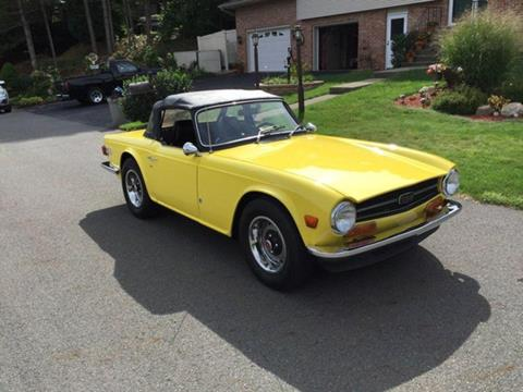 1972 Triumph TR6 for sale in Riverhead, NY