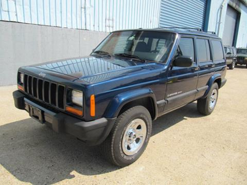 2000 Jeep Cherokee for sale in Riverhead, NY
