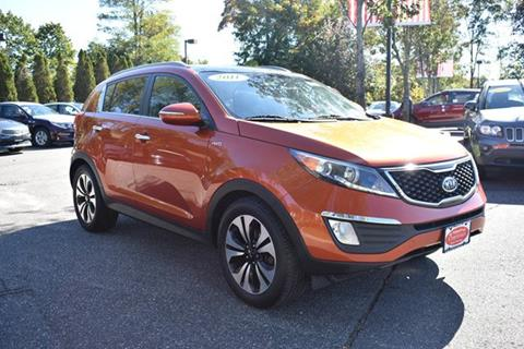 2011 Kia Sportage for sale in Riverhead, NY