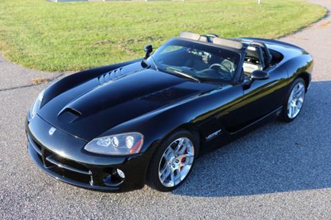 Dodge Viper For Sale  Carsforsalecom