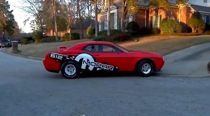 2011 Dodge Challenger 1