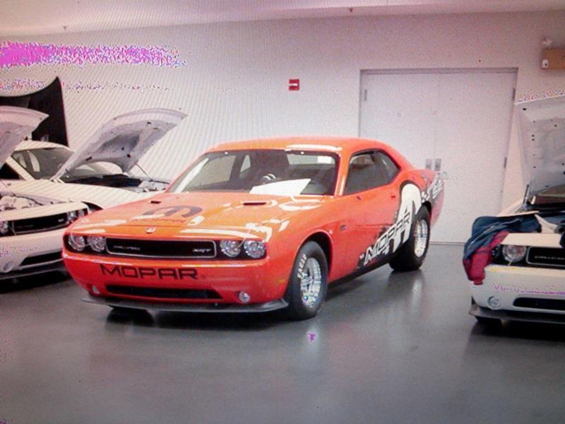 2011 Dodge Challenger 16