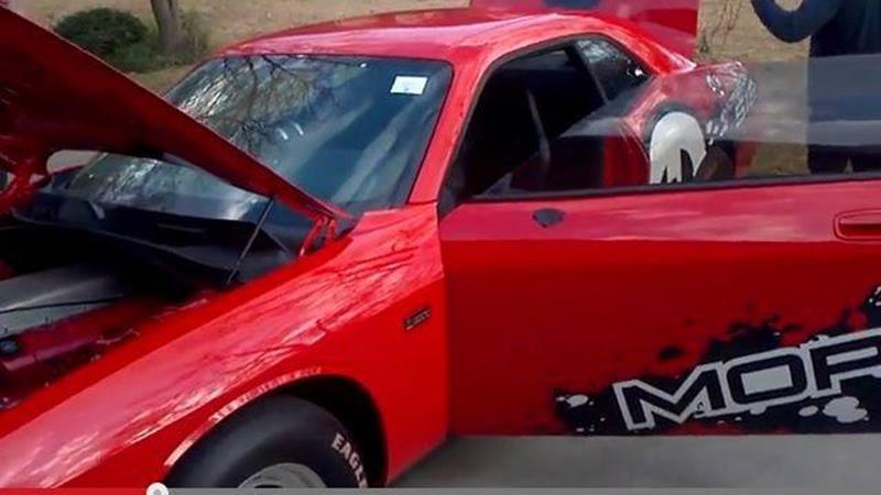2011 Dodge Challenger 6