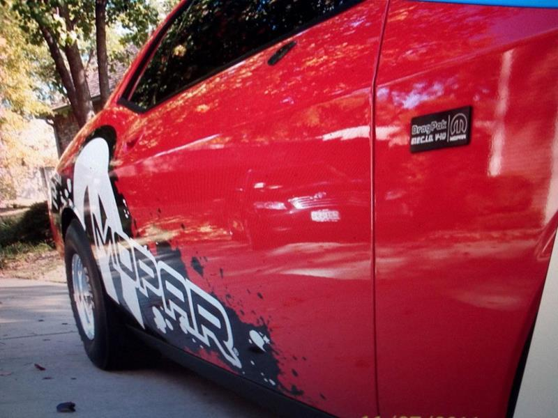 2011 Dodge Challenger 19