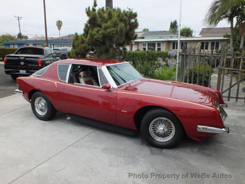 1963 Studebaker Avanti 4