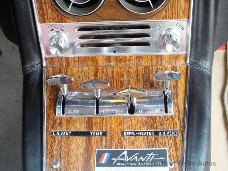 1963 Studebaker Avanti 36