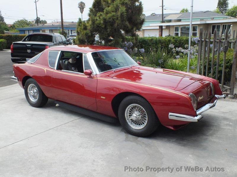 1963 Studebaker Avanti 1