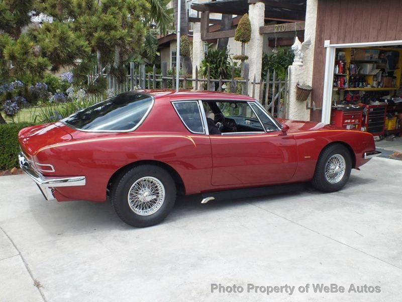1963 Studebaker Avanti 74
