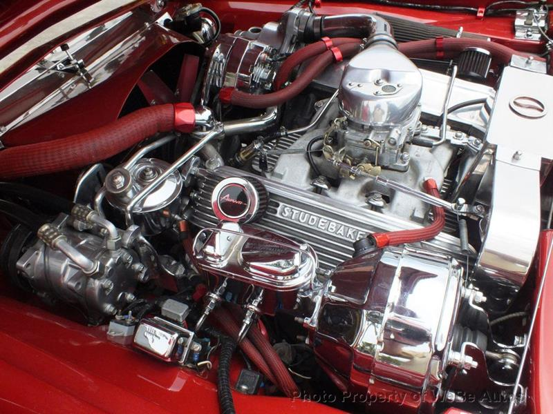 1963 Studebaker Avanti 59