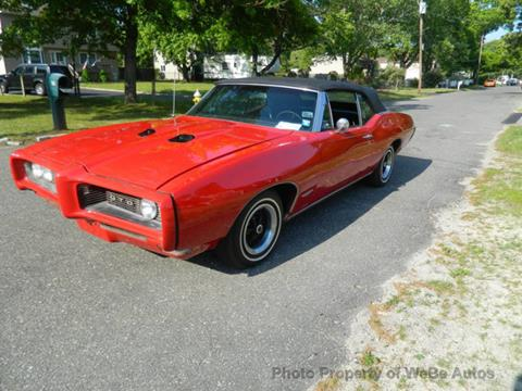1968 Pontiac GTO for sale in Calverton, NY