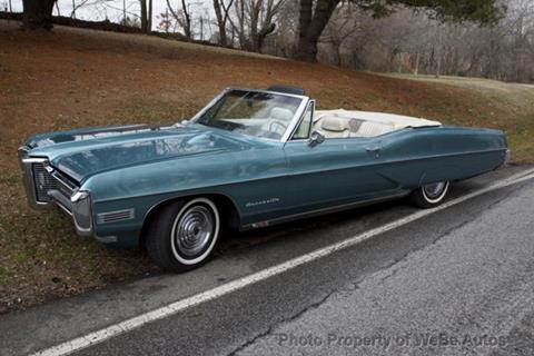 1968 Pontiac Bonneville for sale in Calverton, NY