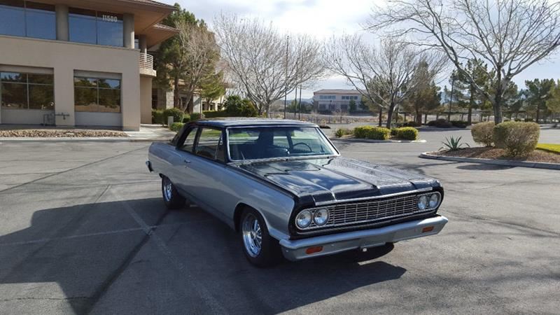 1964 Chevrolet Chevelle 5