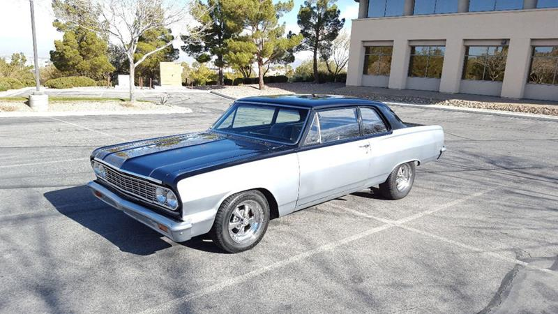1964 Chevrolet Chevelle 11