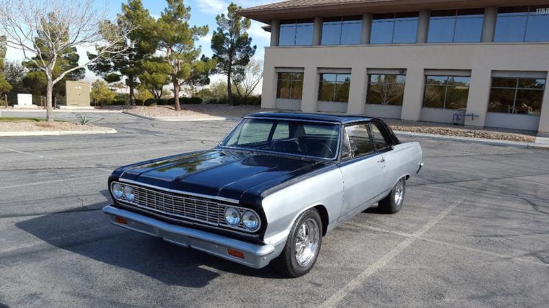 1964 Chevrolet Chevelle 7