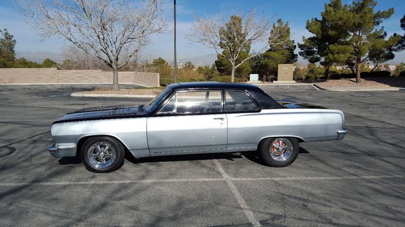 1964 Chevrolet Chevelle 8