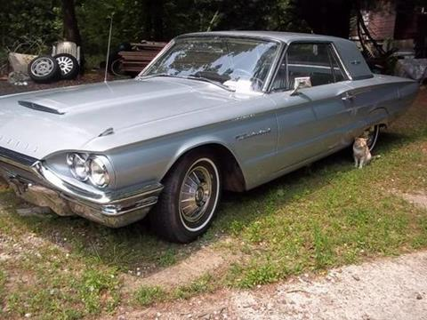 1964 ford thunderbird for sale carsforsale 1964 Ford Cars 1964 ford thunderbird for sale in riverhead ny