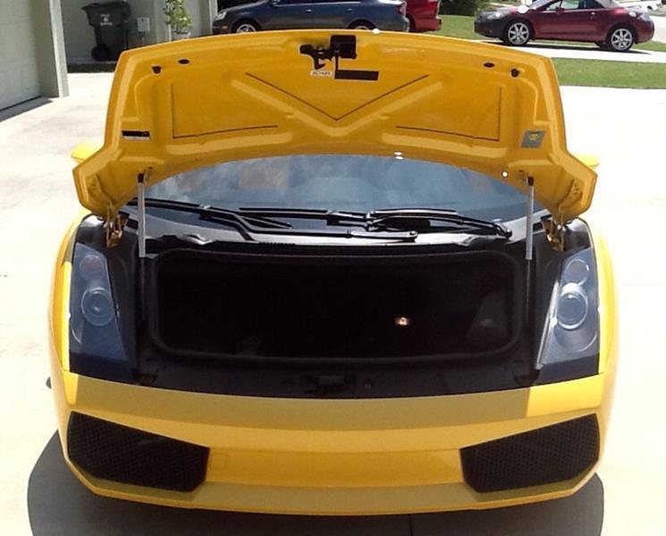 2007 Lamborghini Gallardo 11