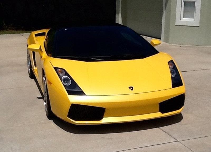 2007 Lamborghini Gallardo 2