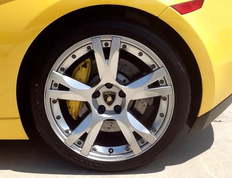 2007 Lamborghini Gallardo 21