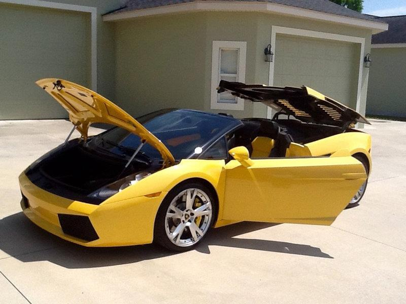 2007 Lamborghini Gallardo 13