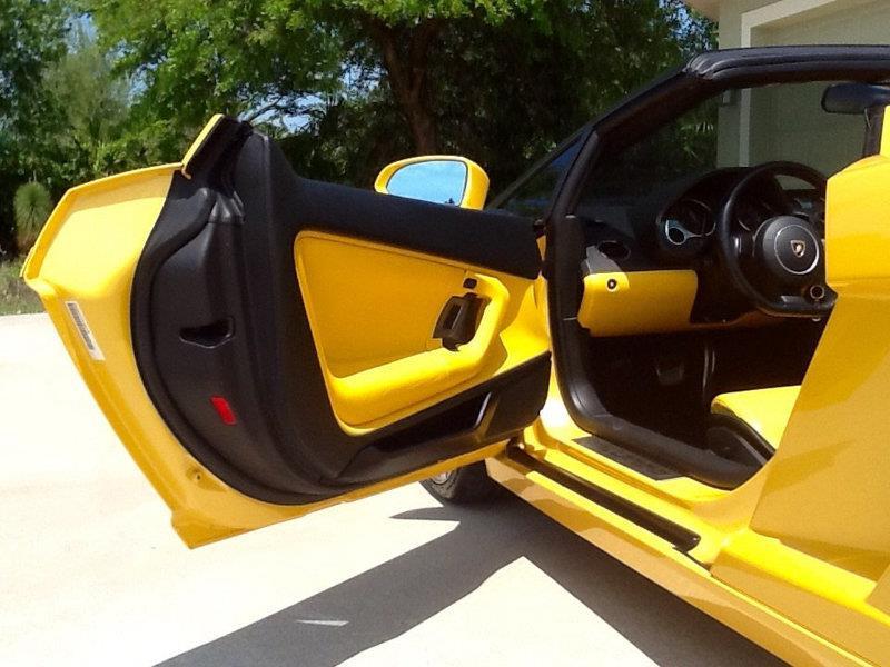 2007 Lamborghini Gallardo 27