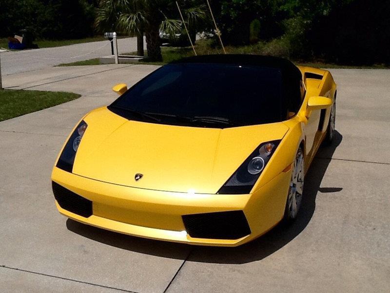 2007 Lamborghini Gallardo 17