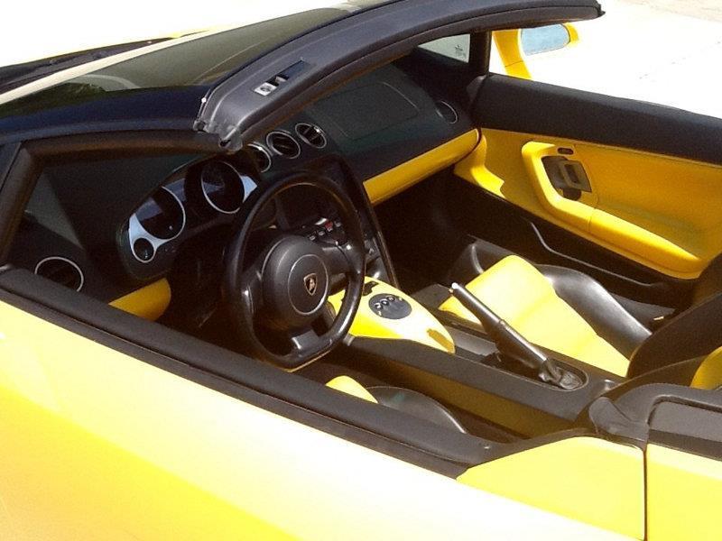 2007 Lamborghini Gallardo 22