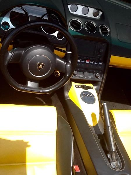 2007 Lamborghini Gallardo 25