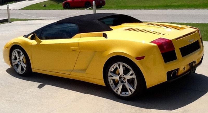 2007 Lamborghini Gallardo 19