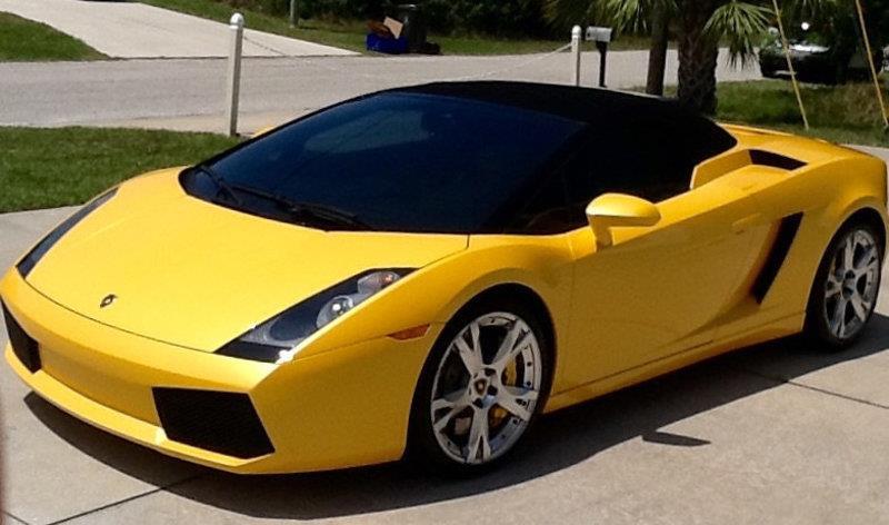 2007 Lamborghini Gallardo 16