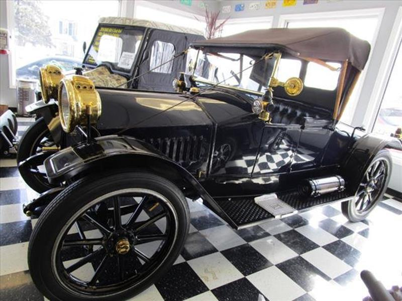 1913 Hupmobile Model 32 Roadster For Sale | All Collector Cars