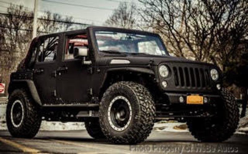 2015 Jeep Wrangler Unlimited 1
