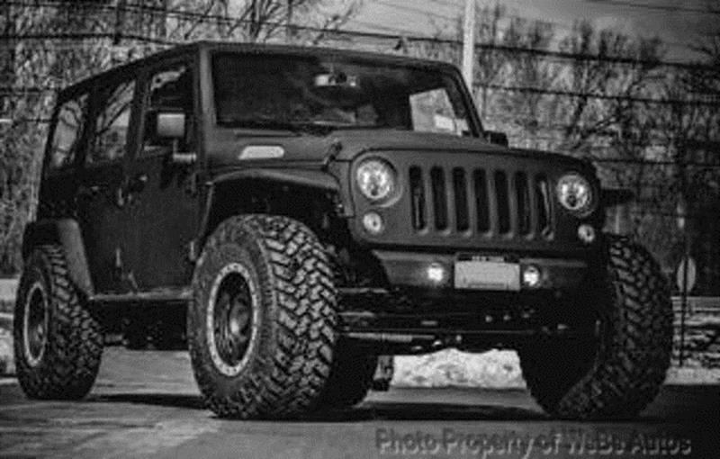 2015 Jeep Wrangler Unlimited 3