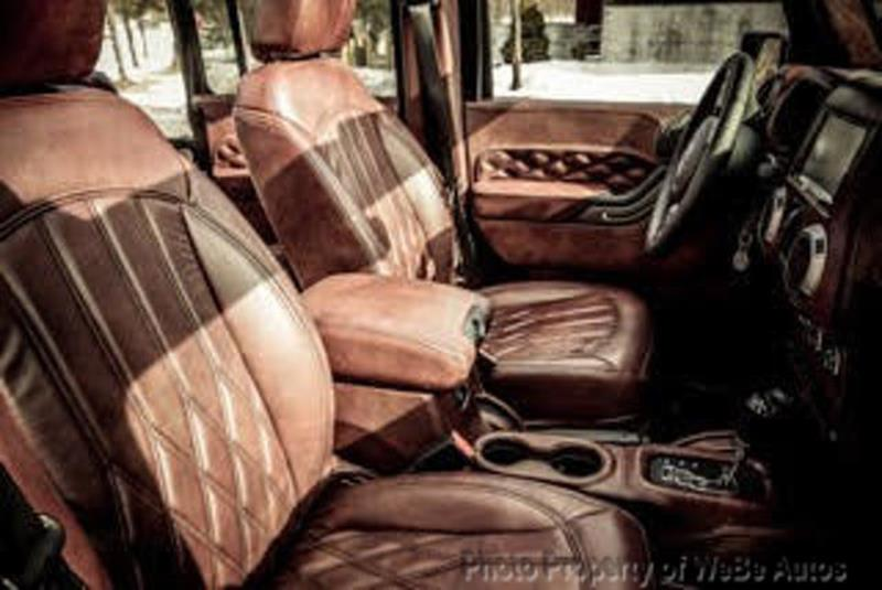 2015 Jeep Wrangler Unlimited 8