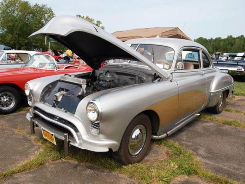 1949 Oldsmobile Cutlass 1