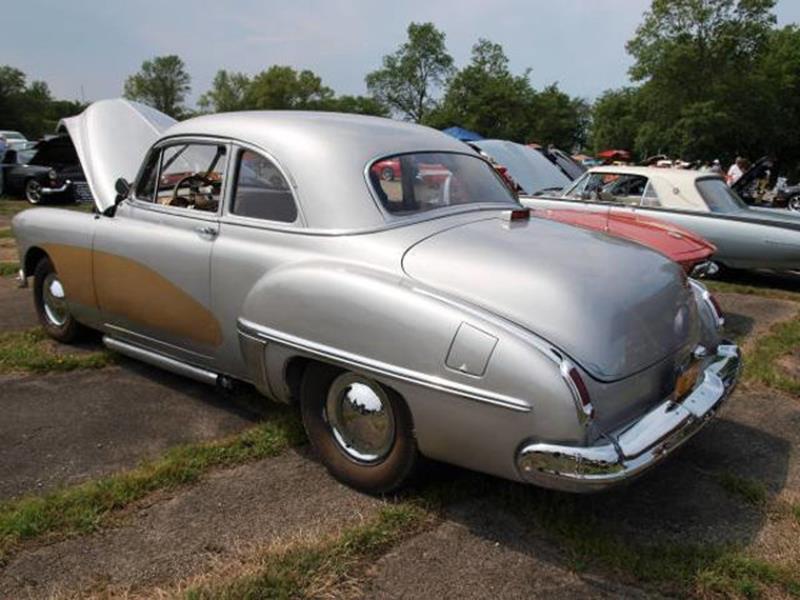 1949 Oldsmobile Cutlass 2