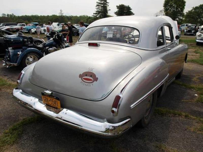 1949 Oldsmobile Cutlass 5