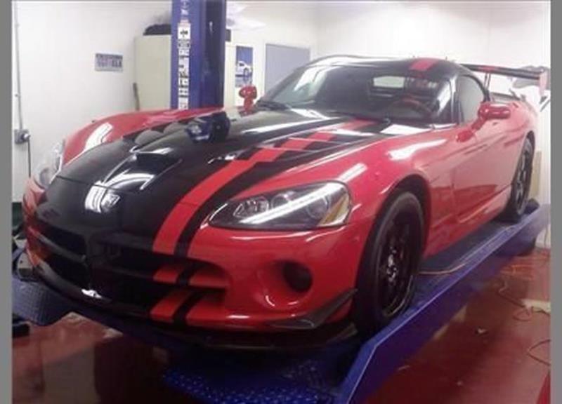 2008 Dodge Viper 1