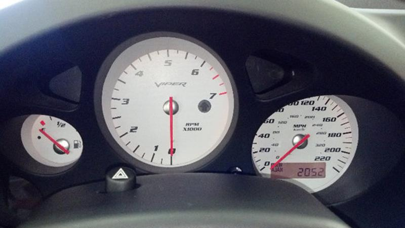 2008 Dodge Viper 3