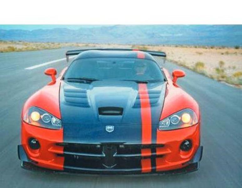 2008 Dodge Viper 2