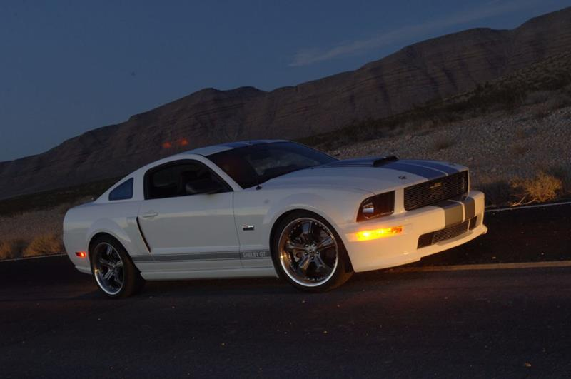 2007 Ford Mustang 5