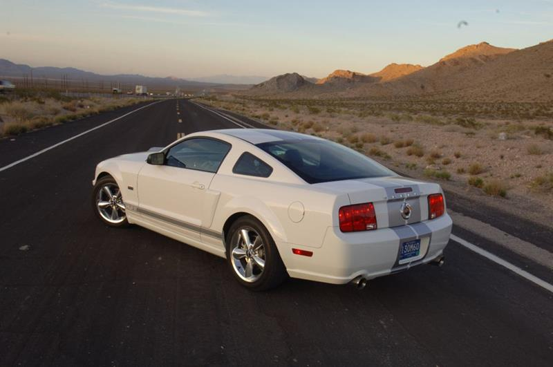 2007 Ford Mustang 6