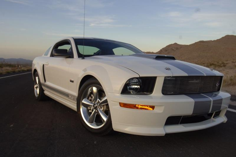 2007 Ford Mustang 22