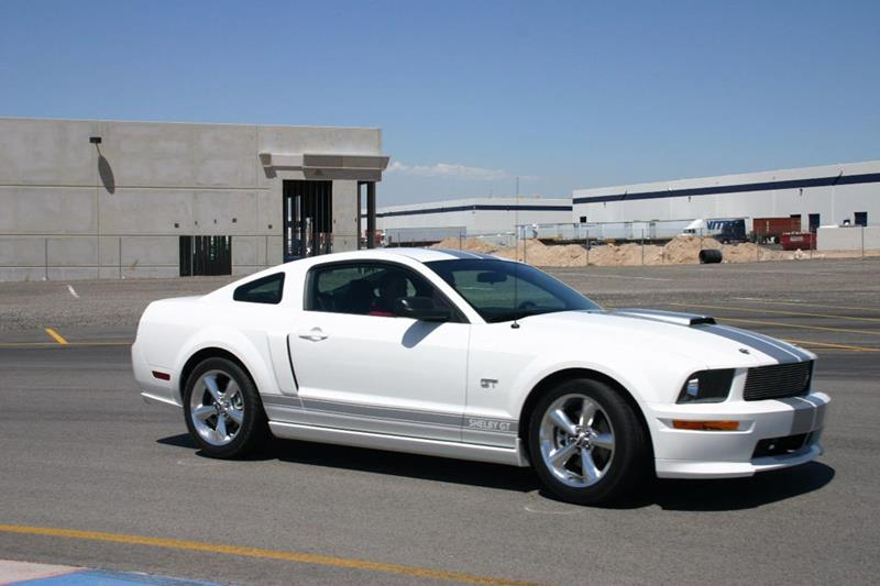 2007 Ford Mustang 45
