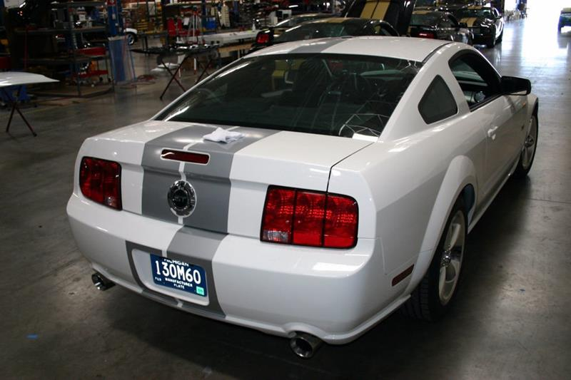 2007 Ford Mustang 40