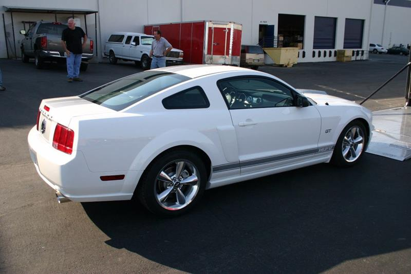 2007 Ford Mustang 50