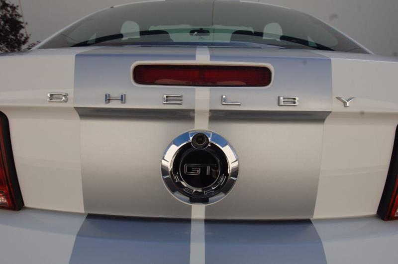 2007 Ford Mustang 48