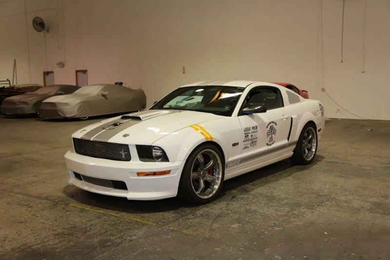2007 Ford Mustang 33