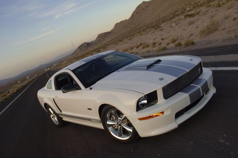 2007 Ford Mustang 21